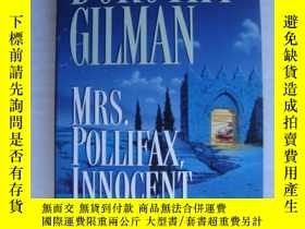 二手書博民逛書店Mrs.罕見Pollifax, Innocent Tourist