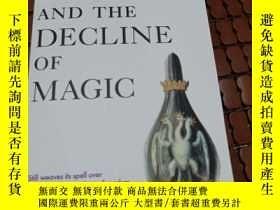 二手書博民逛書店religion罕見and the decline of mag