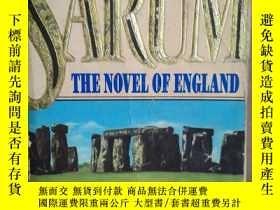 二手書博民逛書店SARUM罕見英文原版口袋書Y109818 Edward Rut