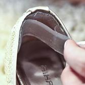 隱形後跟硅膠防磨貼 防滑 止滑 鞋墊 磨腳 柔軟 舒適 黏貼 保健 磨擦 加厚【F044】慢思行