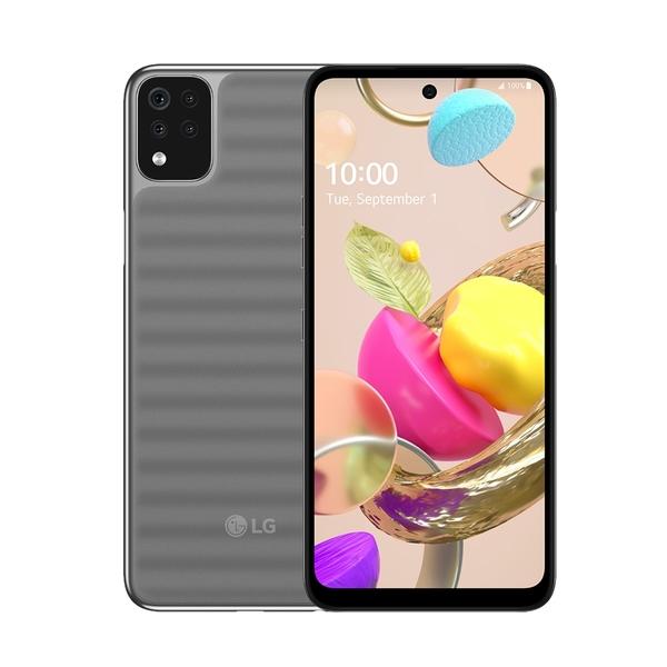 【贈5000mAh行動電源+TypeC線等4好禮】LG K42 (3GB/64GB) 6.6吋大螢幕雙卡雙待智慧機