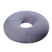 【IMAGER-37易眠床易眠枕】圓型中空墊(灰色) 超低價