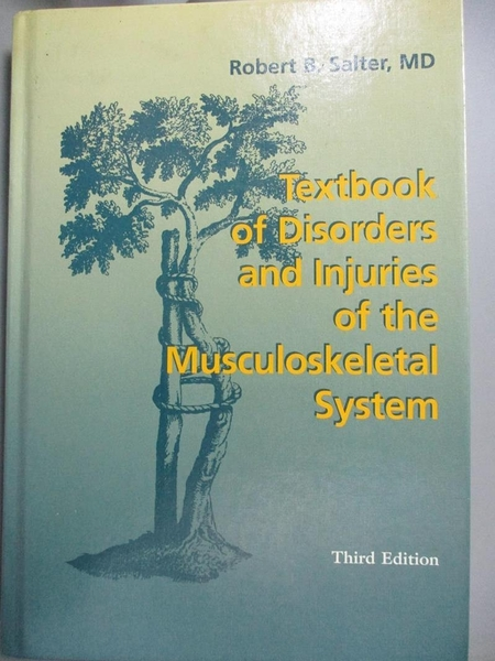 【書寶二手書T4/科學_YEX】Textbook of Disorders and Injuries of the Mu