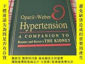 二手書博民逛書店Hypertension罕見A COMPANION TOY310945