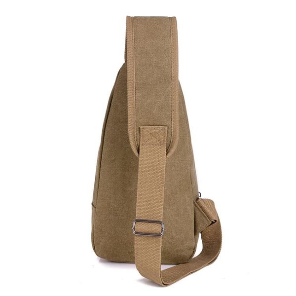 包包 2019新款男士胸包帆布包斜挎包男包單肩包胸前小背包休閒腰包