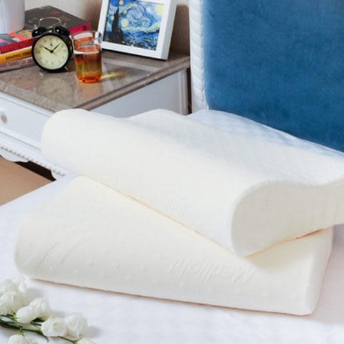 Medlight 美德耐健康寢具 - 防蟎舒活記憶枕 ( 雙布套 )- 中