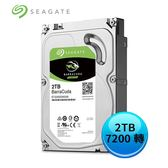 Seagate BarraCuda 新梭魚 2TB/7200轉/256MB/3.5吋/3年 ST2000DM008