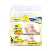 嬌生-新生嬰兒護敏乳液護膚柔濕巾/濕紙巾 (80抽2包)