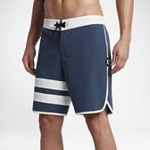 Hurley PHTM BP SOLID 2.0 SQUADRON BLUE 海灘褲-藍/白(男)