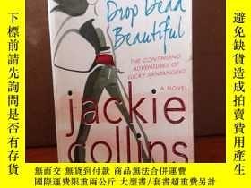 二手書博民逛書店Drop罕見Dead Beautiful (Lucky Santangelo Novels)Y269331 J