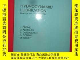 二手書博民逛書店Hydrodynamic罕見Lubrication: Beari