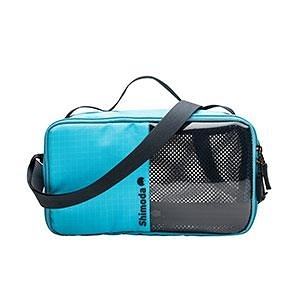 【520-094】Shimoda Accessory Case Medium - River Blue, 中型配件袋