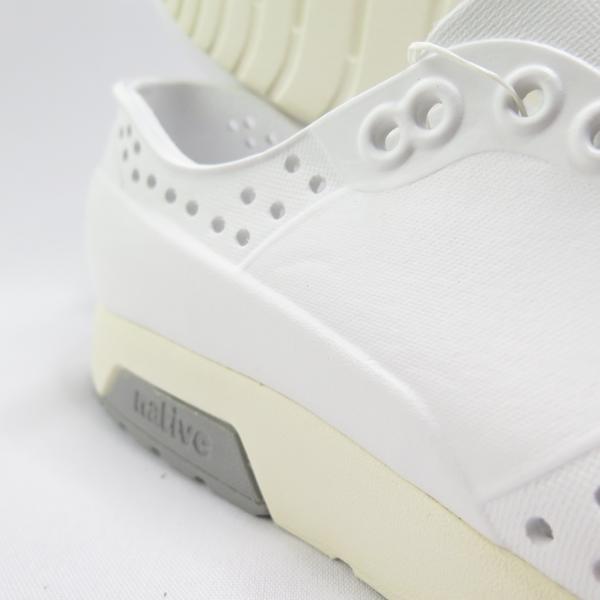 Native LENNOX 洞洞鞋 雨天必備 防水 111050001951 男女款 白【iSport愛運動】