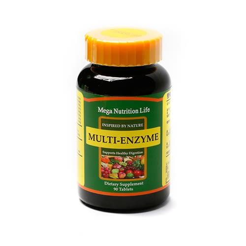 營養生活綜合酵素錠  90顆/瓶