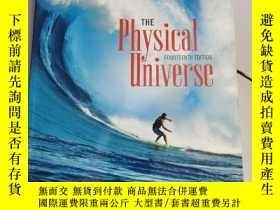二手書博民逛書店The罕見Physical Universe物理宇宙第十四版(沒勾畫)Y6318 Konrad Krausko