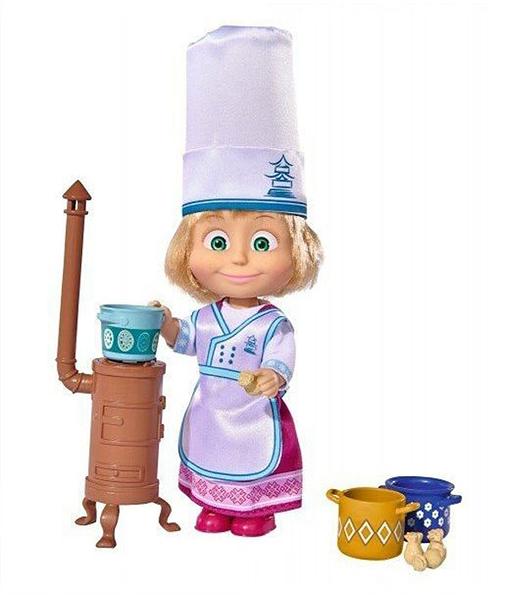 瑪莎與熊-瑪莎小廚師 TOYeGO 玩具e哥