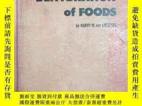 二手書博民逛書店DRYING罕見AND DEYDRATION OF FOODS
