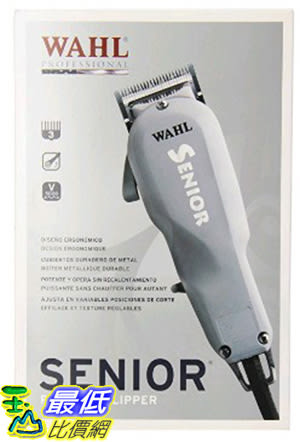 [美國直購] Wahl B013QNMANC 理髮器 Professional 8500 Senior Premium Clipper