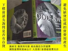 二手書博民逛書店ODD罕見JOBS PORTRAITS OF UNUSUAL O