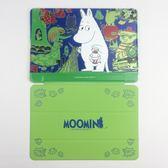【Moomin】期待的旅程(綠)-iPad保護殼
