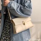 斜背包 流行包包女包夏季2021新款潮時尚斜背包高級感夏天百搭小方包 俏girl