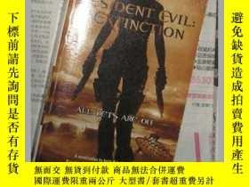 二手書博民逛書店resident罕見evil:extinction182140