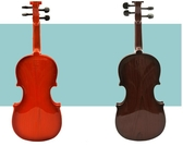 兒童樂器玩具大號兒童小提琴 仿真小提琴帶琴弓音樂男孩女孩