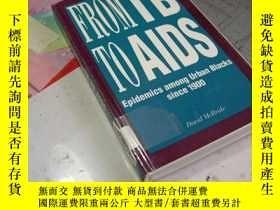 二手書博民逛書店1991年罕見from tb to aids 從結核病到艾滋(1