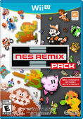 WiiU NES Remix Pack 紅白機 REMIX 1 + 2 (美版代購)