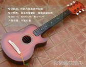 大號吉他玩具 可彈響玩具吉他仿真外觀金屬琴弦兒童樂器玩具道具 全館免運