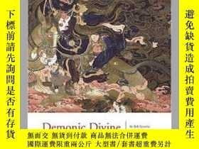 二手書博民逛書店Demonic罕見Divine: Himalayan Art A