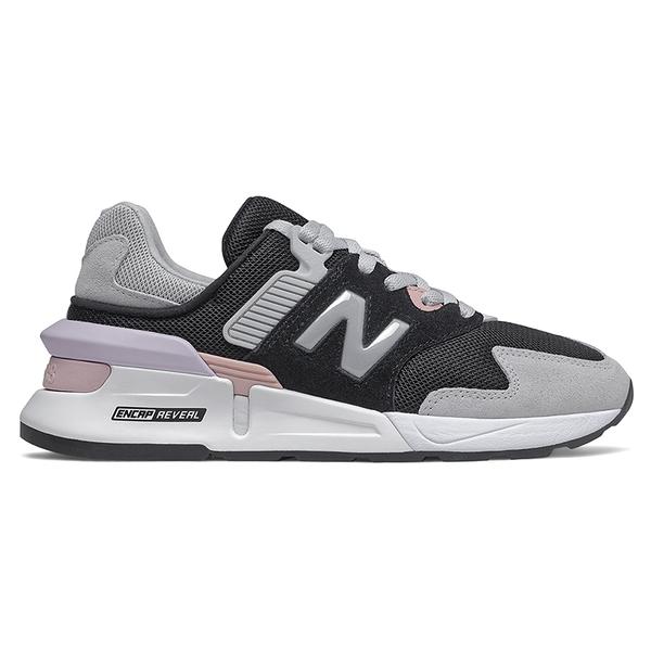 New Balance 997 女鞋 休閒 復古 ABZORB ENCAP REVEAL 黑【運動世界】WS997JKQ