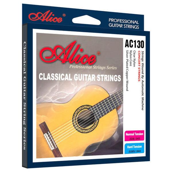 【古典吉他弦】【Alice AC130-N】 【 中張力古典吉他弦(0.28-0.43)】