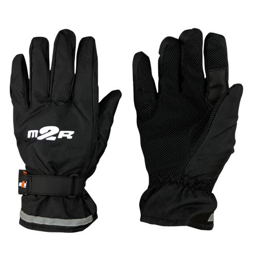 【東門城】M2R G07 防水防寒手套(黑)