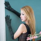 【K053黑色】素面黑色手套