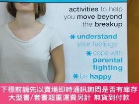 二手書博民逛書店The罕見divorce workbook for the teensY491546 Lisa Instant