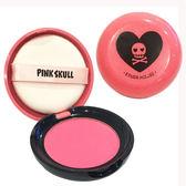 即期出清【韓國 ETUDE HOUSE 】PINK SKULL 粉紅骷髏腮紅 6g 限量款 兩色可選 現貨 效期至2019/7/5