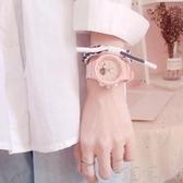 手錶 手錶女學生防水夜光多功能日歷兒童ins風簡約韓版潮流電子小清新 盯目家