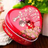 結婚慶用品 馬口鐵喜糖盒子 個性糖果包裝盒子 婚禮用品