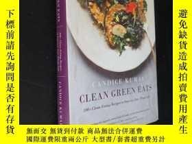二手書博民逛書店CLEAN罕見GREEN EATS 有簽名Y5919 見圖 見圖