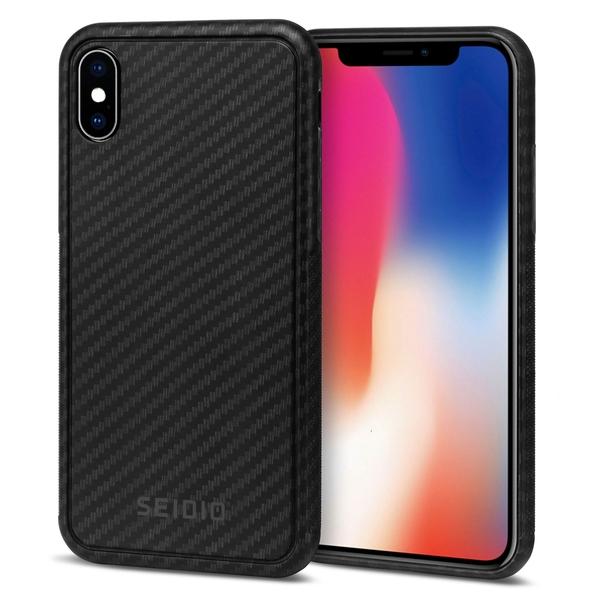 SEIDIO 極簡防彈纖維手機保護殼 for iPhone X-PROVECTUS™