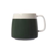 雙色馬克杯-墨綠