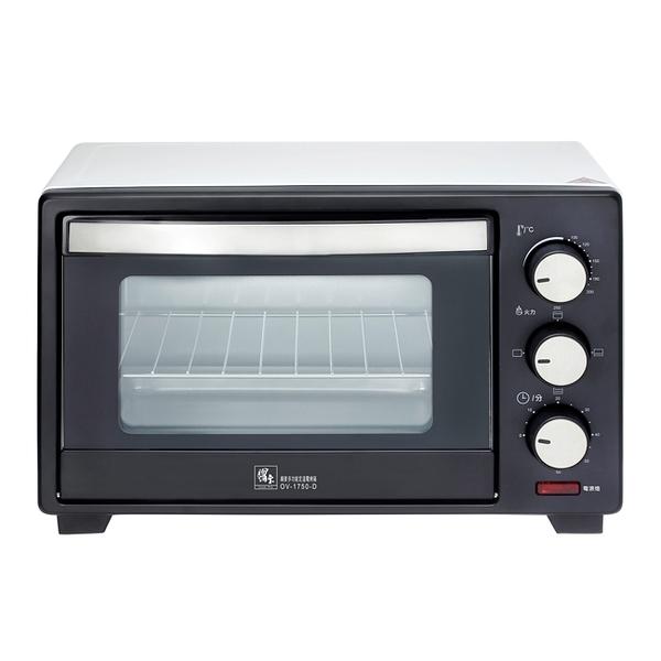 ★ 鍋寶 ★ 17L多功能定溫電烤箱 OV-1750-D