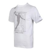 Nike 男 NBA 洛杉磯 湖人隊 LEBRON JAMES MVP 籃球 運動 短袖 上衣 CT4003-100