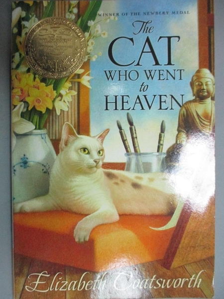 【書寶二手書T8/少年童書_HNP】The Cat Who Went to Heaven_Coatsworth, Eli