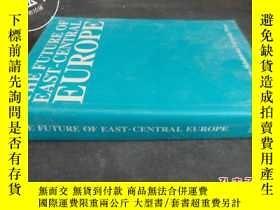 二手書博民逛書店THE罕見FUTURE OF EAST-CENTRAL EURO