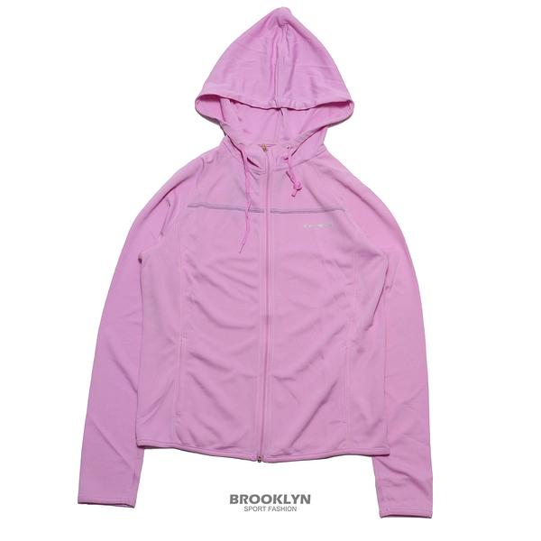 FIVE UP 粉紫色 抗UV 吸濕排汗 風衣 外 套 女 (布魯克林) 2312140191