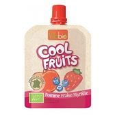 Vitabio 有機優鮮果泥 90g (蘋果、草莓、藍莓)