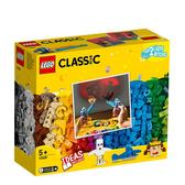 11009【LEGO 樂高積木】經典系列 Classic-經典基本系列 - 顆粒與燈光