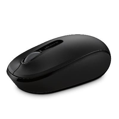 Microsoft 微軟無線行動鼠1850(黑)
